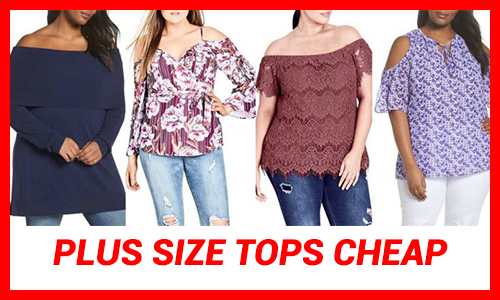 Plus-size-tops-cheap