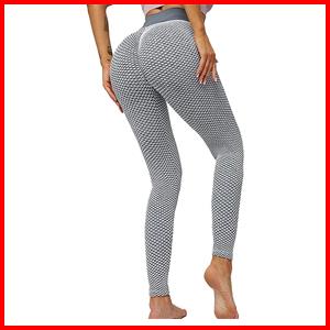 S.K luxurious ladies butt tights high Waist Yoga tummy control workout running