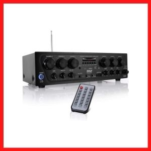 Bluetooth Home Audio Amplifier System<br />