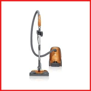 Kenmore 81214 200 Series Pet-Friendly Lightweight Bagged Canister Vacuum<br />
