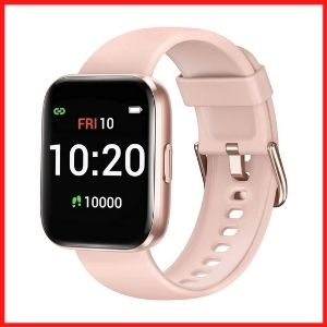 Letsfit Smartwatch for Android Phone, heart rate monitor, waterproof Cardio Watch.<br />