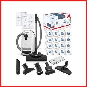 Miele Complete C3 Cat and Dog Canister HEPA Canister Vacuum Cleaner<br />