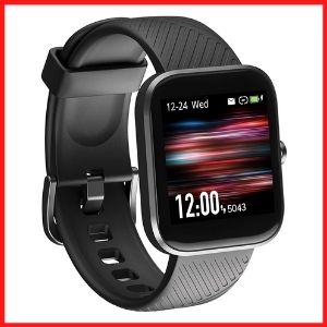 Smart Watch, Virmee VT3, fitness tracker, heart rate monitor,  waterproof.