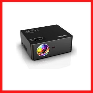 WiFi Projector, Native 1080P and 300