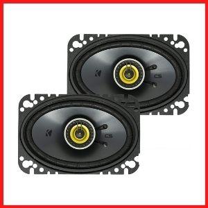KICKER CSC46 CS Series 4 x 6 Coaxial Speakers System<br />