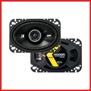 Kicker 43DSC4604 4x6 2-way Speaker Pair<br />