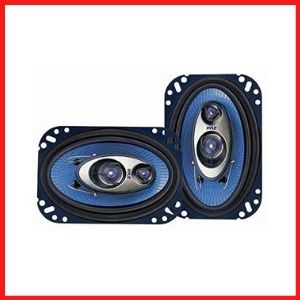 Pyle 4'' x 6'' Three Way Sound Speaker System<br />