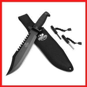 Mossy Oak Survival Fixed Blade Knife