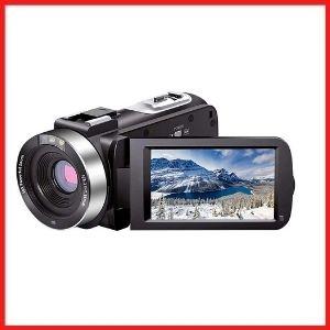 Video Camera Camcorder Full HD 1080P Night Vision Vlogging Camera Recorder